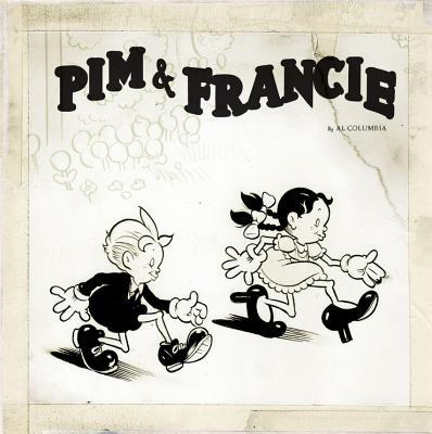Pim & Francie Golden Bear Days Hc Cover Image