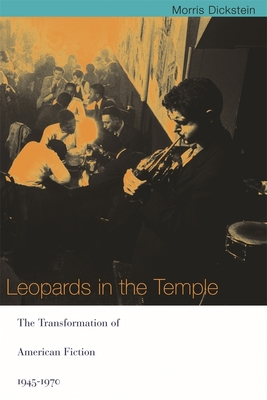 Leopards in the Temple Cover