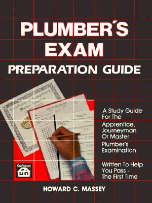 Plumber's Exam Preparation Guide Cover Image