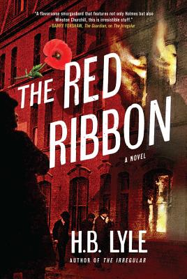 The Red Ribbon (The Irregular #2) Cover Image