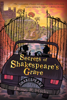 Secrets of Shakespeare's Grave Cover