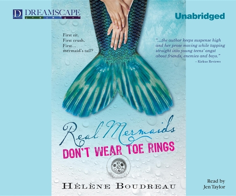 Cover for Real Mermaids Don't Wear Toe Rings
