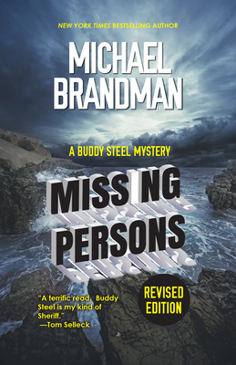 Missing Persons (Buddy Steel Mysteries #1) Cover Image