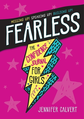 Fearless: The Confidence Journal for Girls Cover Image