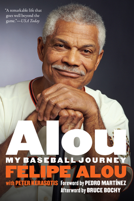 Alou: My Baseball Journey Cover Image