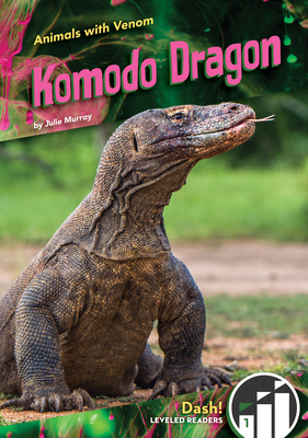 Komodo Dragon Cover Image