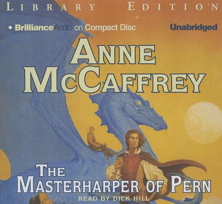 The Masterharper of Pern (Dragonriders of Pern (Audio) #5) Cover Image