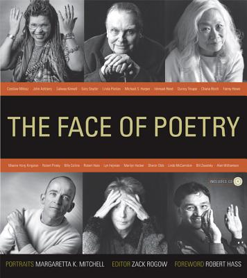 The Face of Poetry [With CD] Cover