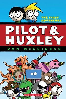 Pilot & Huxley Cover