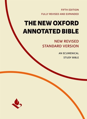 The New Oxford Annotated Bible: New Revised Standard Version Cover Image