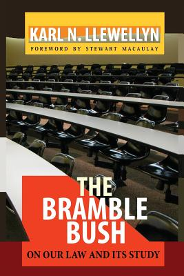 The Bramble Bush: On Our Law and Its Study Cover Image