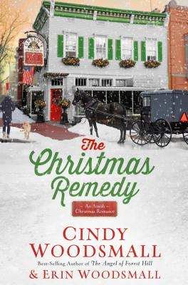 The Christmas Remedy: An Amish Christmas Romance Cover Image
