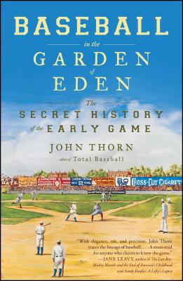 Baseball in the Garden of Eden Cover