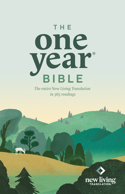 One Year Bible-NLT Cover Image