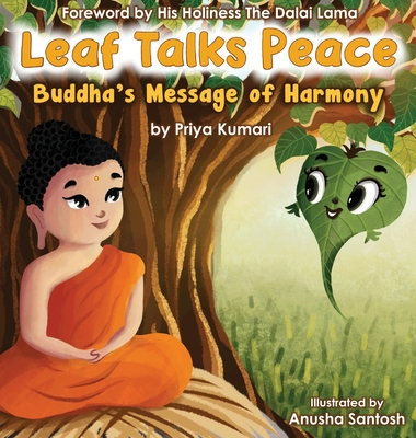 Leaf Talks Peace: Buddha's Message of Harmony Cover Image