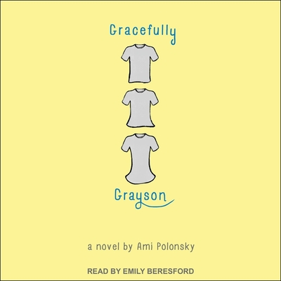 Gracefully Grayson Lib/E Cover Image