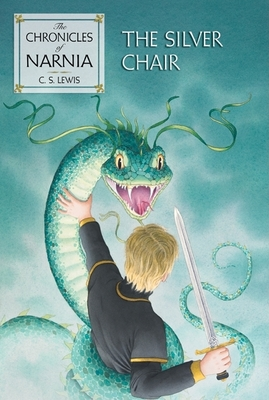 The Silver Chair (Chronicles of Narnia #6) Cover Image