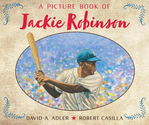 Cover for A Picture Book of Jackie Robinson (Picture Book Biography)