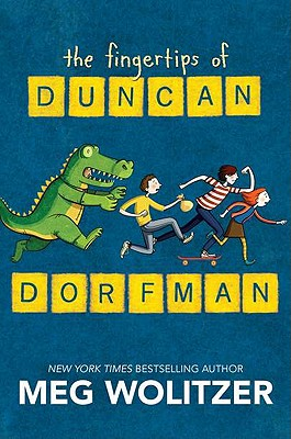 The Fingertips of Duncan Dorfman Cover