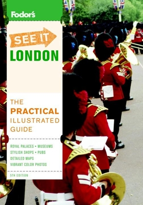 Fodor's See It London Cover Image