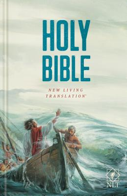 NLT Children's Bible Cover Image