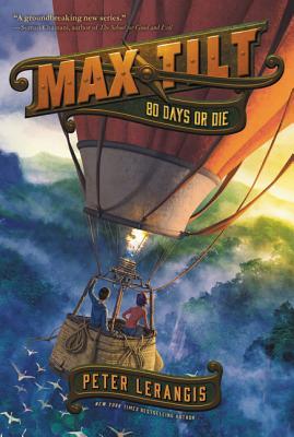 Max Tilt: 80 Days or Die Cover Image