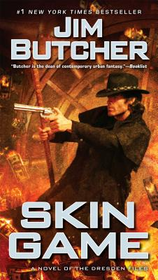 Skin Game (Dresden Files #15) Cover Image