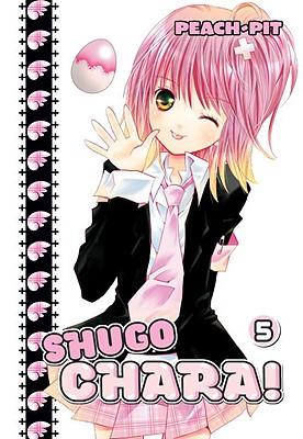 Shugo Chara! 5 Cover