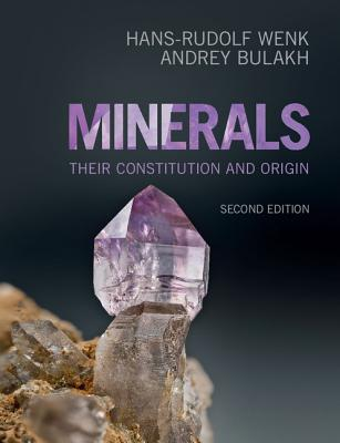 Minerals: Their Constitution and Origin Cover Image