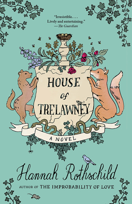 House of Trelawney: A novel Cover Image