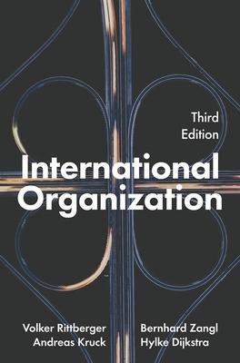International Organization Cover Image