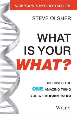 What Is Your What? Cover