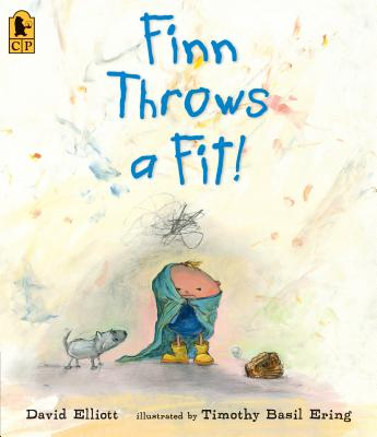 Finn Throws a Fit! Cover