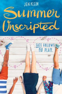 Summer Unscripted Cover Image