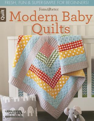 Modern Baby Quilts Cover Image