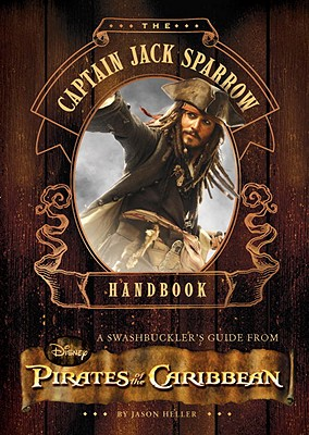 The Captain Jack Sparrow Handbook Cover Image