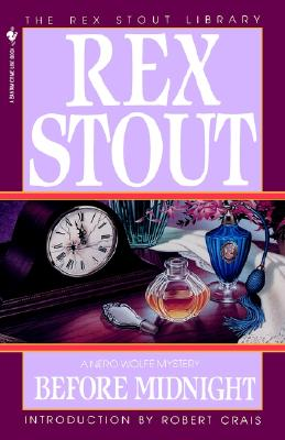 Before Midnight (Nero Wolfe #25) Cover Image