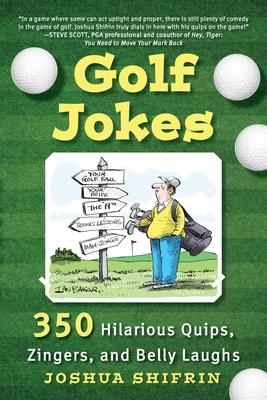 Cover for Golf Jokes
