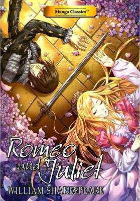 Manga Classics Romeo and Juliet Cover Image