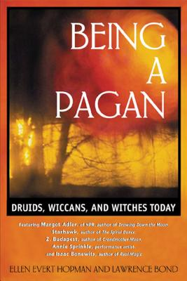 Cover for Being a Pagan