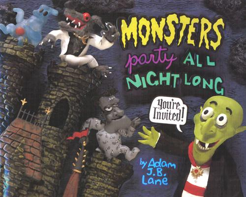 Monsters Party All Night Long Cover