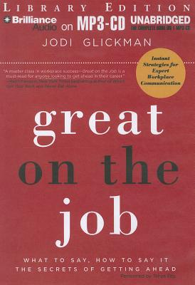 Great on the Job Cover