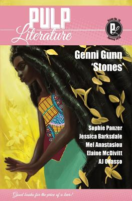 Pulp Literature Spring 2018: Issue 18 Cover Image