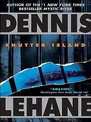 Shutter Island: A Novel Cover Image
