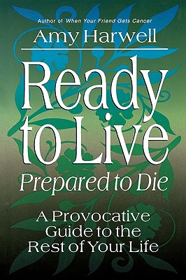 Ready to Live, Prepared to Die Cover