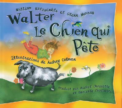 Walter Le Chien Qui Pete Cover