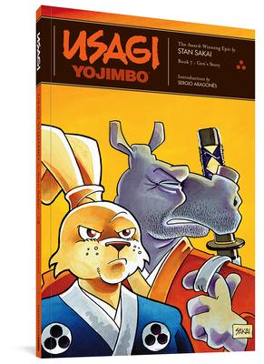 Usagi Yojimbo: Gen's Story Cover Image