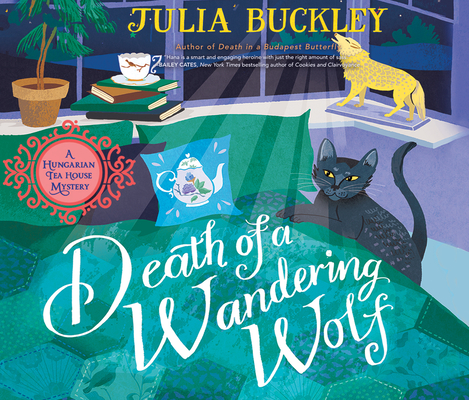 Cover for Death of a Wandering Wolf
