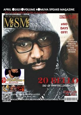 MuVa Speaks Magazine cover