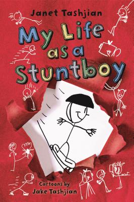 My Life as a Stuntboy Cover
